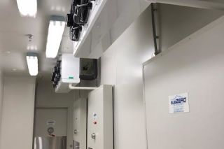 Hospital Cold Room Clean