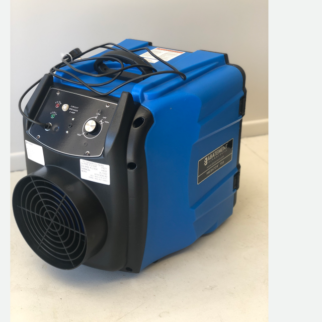 Hepa Air Scrubber / Cleaner / Purifier Hire 750 CFM Medium