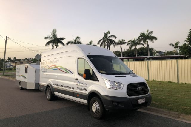 Townsville Mould Investigation and Restoration Equipment Hire